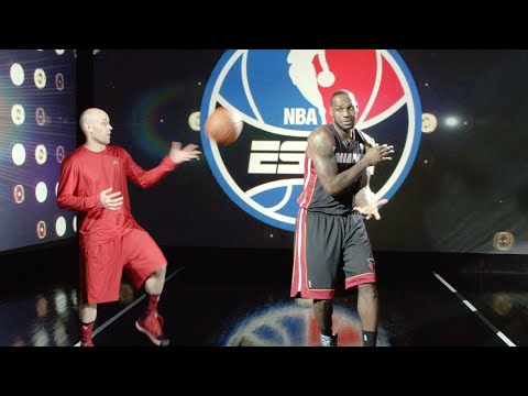 Lebron, Wade, George, and Aldridge Behind the Scenes 2014 NBA Playoffs Commercial