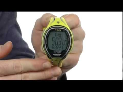 Timex Ironman Full Size Sleek 250 Lap Tap Watch SKU:#8047165