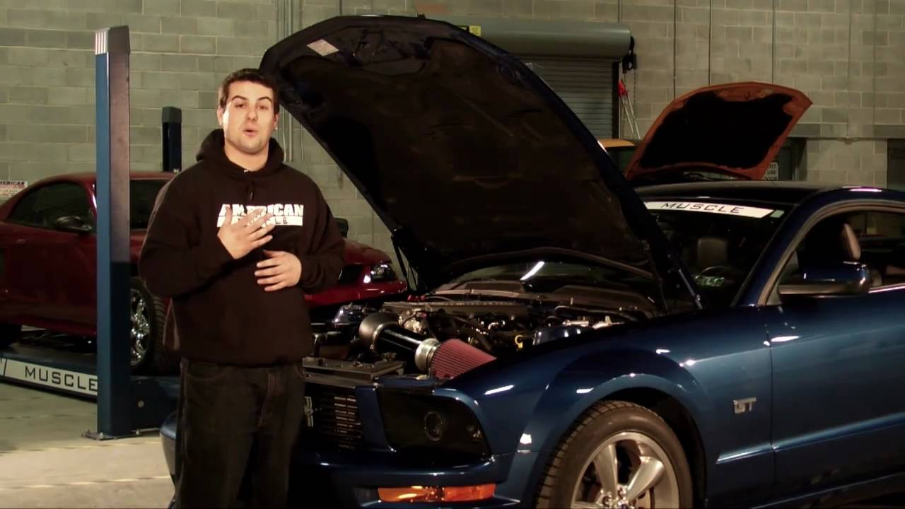 Ford Mustang Cold Air Intakes Review Comparison And Buying