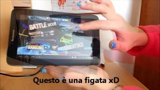 Tablet Lenovo IdeaTab Modulo 3G Scheda Tecnica E Video