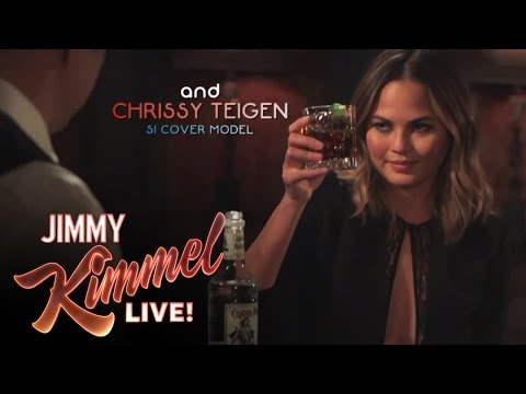 3 Ridiculous Questions with Jimmy Kimmel and Chrissy Teigen