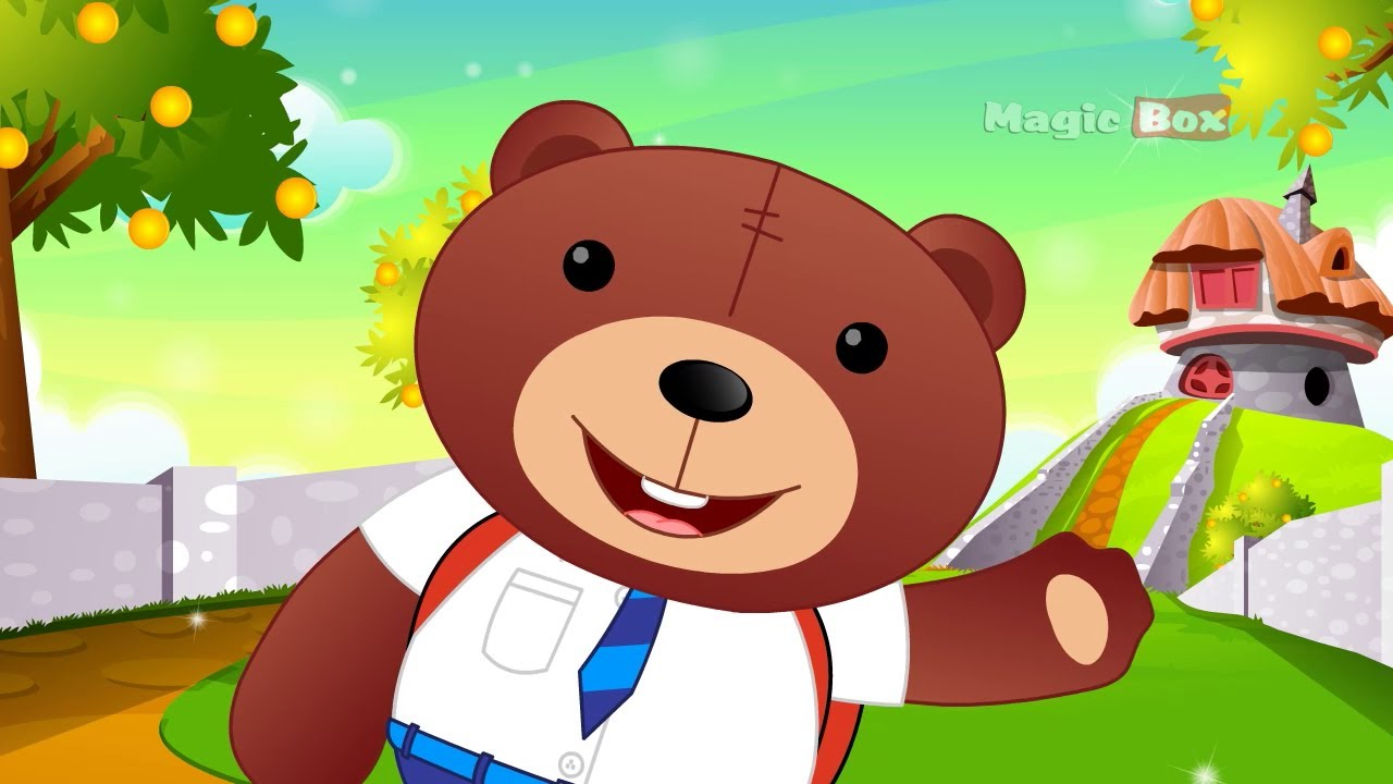 Bits Of Paper – English Nursery Rhymes – Cartoon/Animated ...