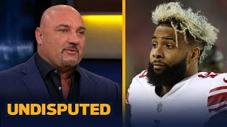 Jay Glazer addresses OBJ to Browns after his trade prediction last month | NFL | UNDISPUTED