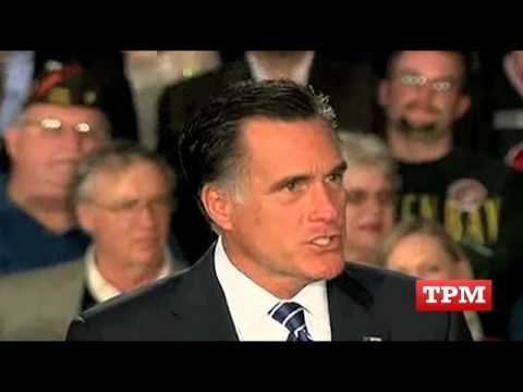 Romney: Under Obama, Congress Will Block Debt Ceiling Increase