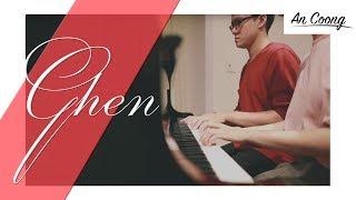 GHEN || KHẮC HƯNG - MIN - ERIK || PIANO COVER DUET || AN COONG & HỮU DUY