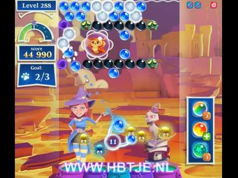 Bubble Witch Saga 2 level 288
