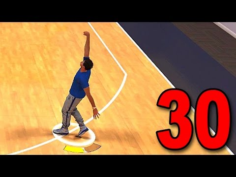 NBA 2K16 My Player Career - Part 30 - Steph Curry's Jumpshot! (PS4 Gameplay)