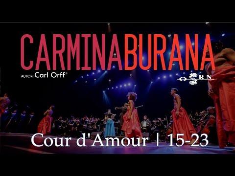 Carmina Burana   Cour d'Amour   15-23