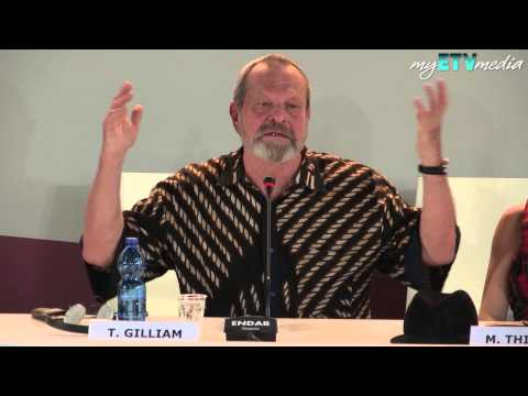 Terry Gilliam on The Zero Theorem (70th Venice International Film Festival 2013)