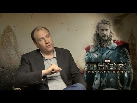 Interview: Marvel head Kevin Feige on their future superhero plans