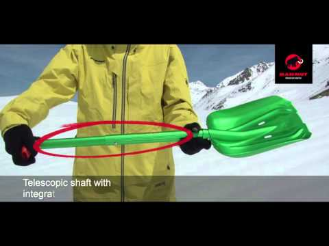 Mammut Alugator Twist Shovel Metal