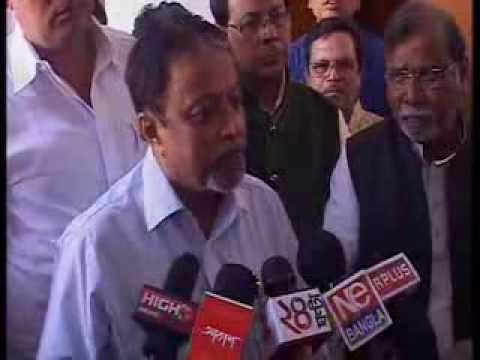 Mukul Roy at Assembly