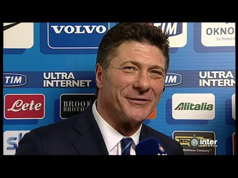 INTERVISTA WALTER MAZZARRI POST INTER - TORINO
