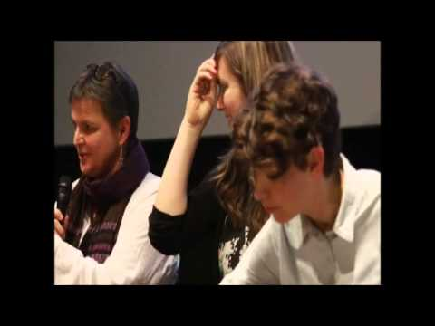 London Feminist Film Festival 2013: Activism Panel Discussion