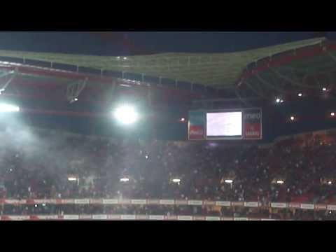 Final do Benfica-Porto 2-0 Homenagem a Eusébio