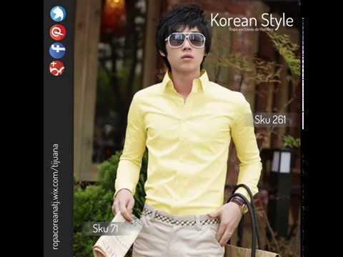 Ropa de Hombre, Roma Masculina, Moda Coreana