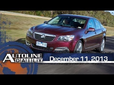 GM to Gut Holden - Autoline Daily 1275