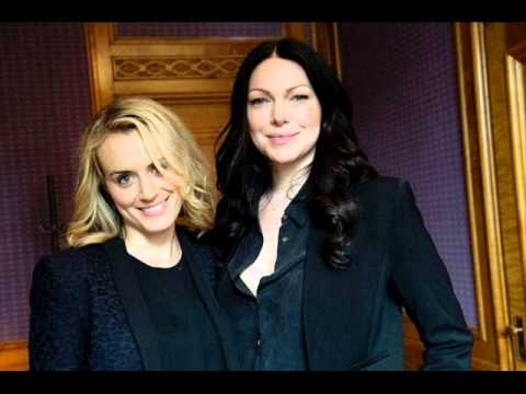Taylor Schilling & Laura Prepon radio interview in Sweden
