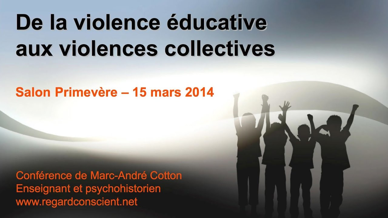 De la violence ducative aux violences collectives salon - Salon primevere lyon ...