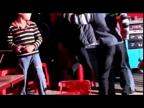 Trẻ trâu nông thôn nhảy bá đạo Hót clip vui 2015