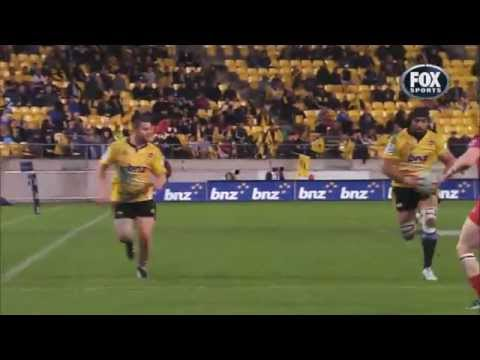 Rugby HQ: Scott Higginbotham & Conrad Smith | Super Rugby Video Highlights - Rugby HQ: Scott Higginb