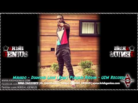 Mavado – Diamond Look (raw) Punjabi Riddim – April 2014 | Reggae, Dancehall, Bashment