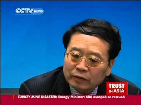 Chinese vice FM talks about 2014 CICA