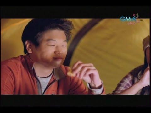 Ki Hong Lee in GMA Pinoy TV McDonald's Commercial
