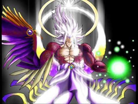 Goku fases legendarias