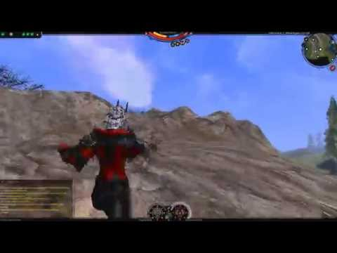 Darkfall Unholy Wars. Elementalist, part 1. Unknowm Mantra.
