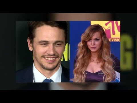 James Franco Says He Shouldn't Be On Lindsay Lohan's Rumored List of Lovers