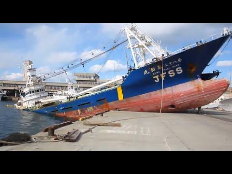 TOP 10 SHIP CRASH COMPILATION HD