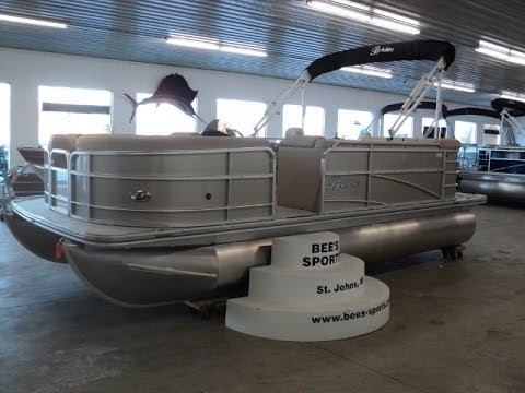 2014 Berkshire 190CL CTS Pontoon    www.bees-sports.com