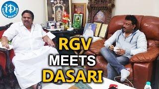 RGV Meets Dasari Narayana Rao