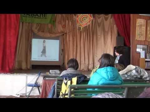 Ткачук Катя - Как вытянуть силуэт, удлинить ноги и визуально стать стройнее (10.10.2014)