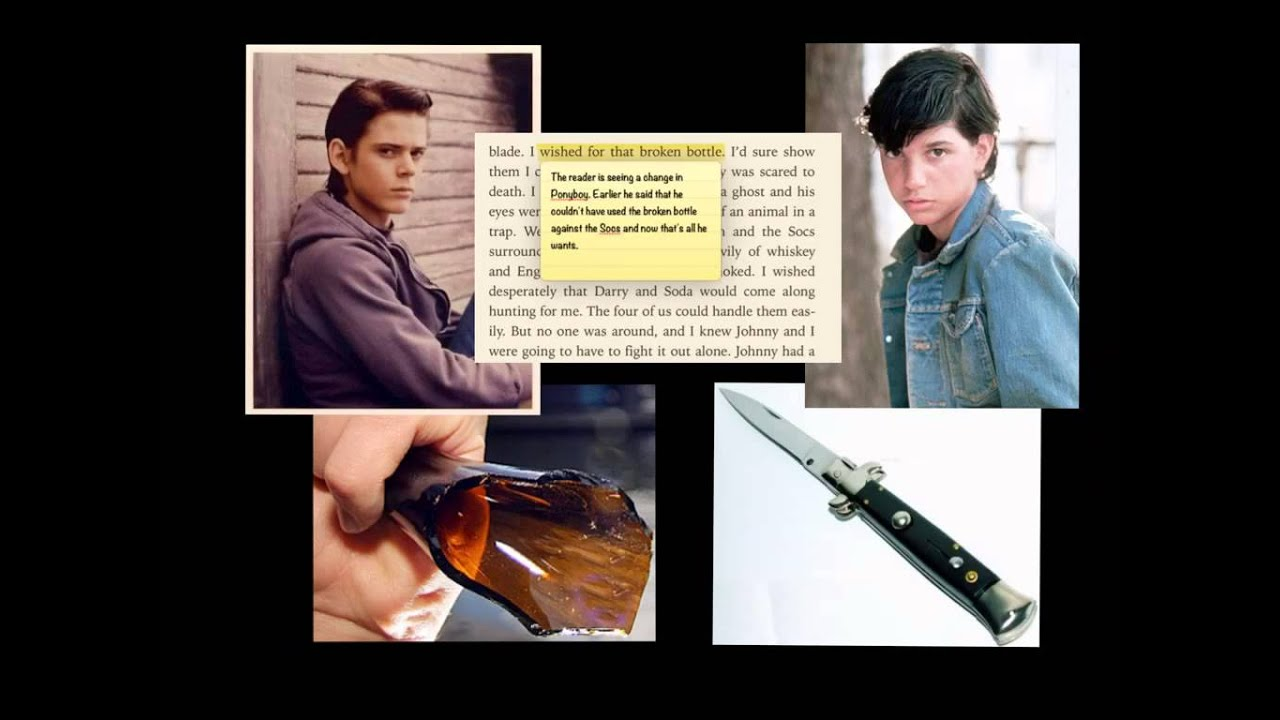 the outsiders chapters 3 4