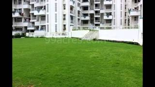 [3BHK WITH SERVANT ROOM FLAT IN BRAHMA APARTMENT] Video
