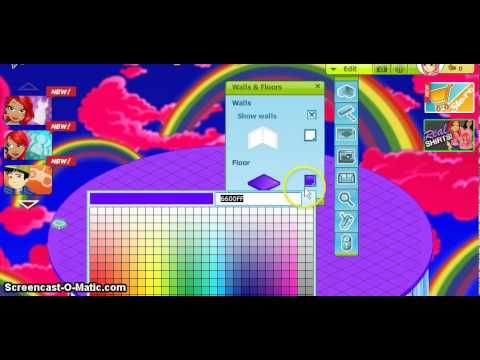 neon color codes in woozworld 2013 youtube
