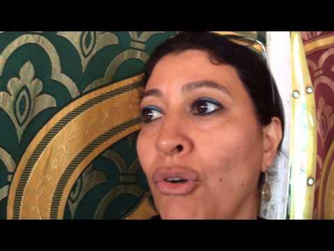 هاعلاش مينة بوهدود رئيسة جماعة ونائبة برلمانية