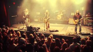 Blackberry Smoke - Up In Smoke (Live)