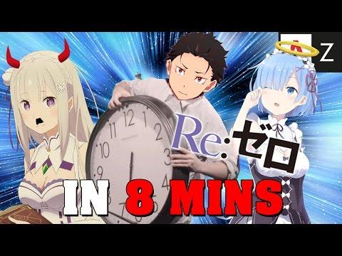 Re:Zero IN 8 MINUTES