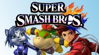 Super Smash Bros For Wii U / 3DS: Character Predictions
