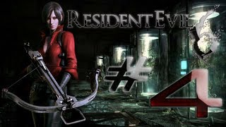 Resident Evil 6 Detonado (Walkthrough) Ada Wong Parte 4 HD