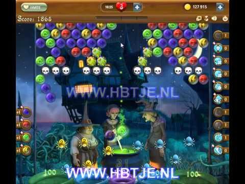 Bubble Witch Saga level 133