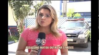 Preso assassino que matou dentro de supermercado em BH