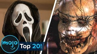 Top 20 Iconic Horror Movie Masks