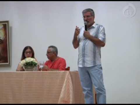 EXPERIÊNCIAS DE QUASE MORTE -Palestrante - Adimir Serrano (27.04.2017)