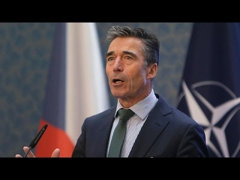 NATO and Russia trade tense words over Ukraine