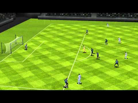 FIFA 14 Android - Club Brugge VS Inter