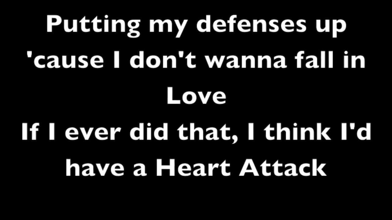 Demi Lovato:Heart Attack Lyrics | LyricWiki | FANDOM ...